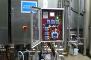 Iron and Manganese analyser in drinking water.