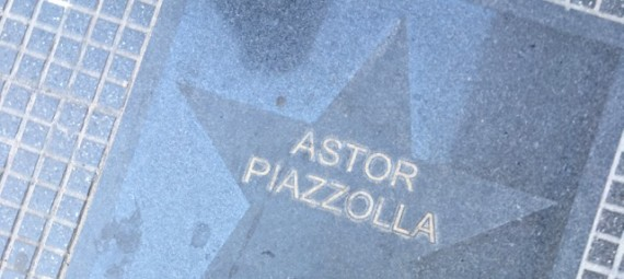 Astor Piazzolla, Buenos Aires